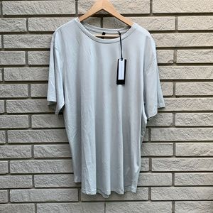 Silver Jeans Super Soft Crew Neck Tee 3x